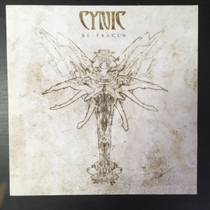 Cynic - Re-Traced 10 EP (VG+/M-) -prog metal-