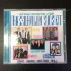 Tanssilavojen suosikit CD (VG/VG+)