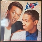 Kiara - To Change And/Or Make A Difference LP (VG+-M-/VG+) -r&b-
