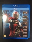 Iron Man 2 Blu-ray (M-/M-) -toiminta-