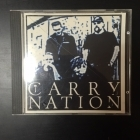 Carry Nation - Protect And Serve CDEP (VG+/VG) -hardcore-