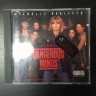 Dangerous Minds - Music From The Motion Picture CD (VG/VG+) -soundtrack-