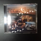 Traces Of Twangsville CD (VG/M-)