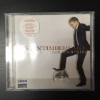 Justin Timberlake - Futuresex/Lovesounds CD (VG+/VG+) -pop-