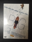 Big White DVD (M-/M-) -komedia/draama-