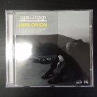 Smalltown - Implosion CD (M-/M-) -punk rock-