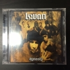 Kwan - Dynasty CD (G/M-) -hip hop/pop-