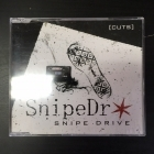 Snipe Drive - Cuts CDS (VG+/M-) -alt rock-