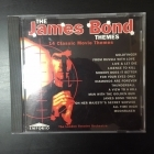 London Theatre Orchestra - The James Bond Themes CD (VG+/M-) -soundtrack-