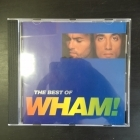 Wham! - If You Were There (The Best Of Wham!) CD (VG+/VG+) -synthpop-