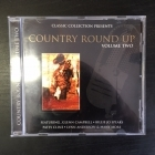 Country Round Up Volume Two CD (M-/M-)