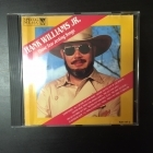 Hank Williams Jr. - Those Tear Jerking Songs CD (VG+/VG) -country-