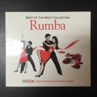 Ballroom Dance Express - Rumba (Best Of The Best Collection) 2CD (VG+/VG+) -rumba-