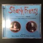Shark Frenzy - Volume Two 1980-81 CD (VG+/VG+) -hard rock-