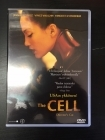 Cell (director's cut) DVD (VG+/M-) -kauhu-