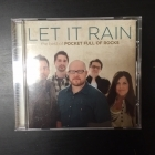 Pocket Full Of Rocks - Let It Rain CD (M-/M-) -pop rock/gospel-