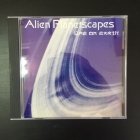 Alien Planetscapes - Life On Earth CD (VG/M-) -space rock-