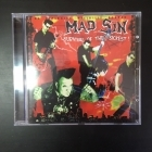 Mad Sin - Survival Of The Sickest! CD (VG+/M-) -psychobilly-