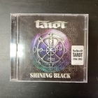 Tarot - Shining Black (The Best Of) 2CD (VG-M-/M-) -heavy metal-