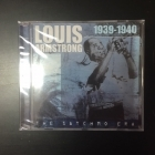 Louis Armstrong - The Satchmo Era 1939-1940 CD (avaamaton) -jazz-