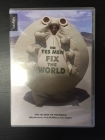 Yes Men Fix The World DVD (M-/M-) -dokumentti-