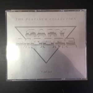Gary Moore - The Platinum Collection 3CD (VG+-M-/M-) -blues rock/hard rock-