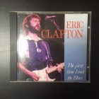 Eric Clapton - The First Time I Met The Blues CD (VG/M-) -blues rock-