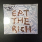 Aerosmith - Eat The Rich CDS (G/VG+) -hard rock-