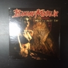 Banane Metalik - Nice To Meat You PROMO CD (M-/M-) -psychobilly-