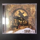 Speculum Mortis - 1348 CD (VG/M-) -black metal-