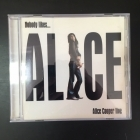 Alice Cooper - Nobody Likes... Alice Cooper Live CD (M-/M-) -hard rock-