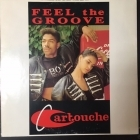 Cartouche - Feel The Groove 12'' SINGLE (VG/VG) -house-