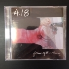 A18 - Forever After Nothing CD (VG+/VG+) -hardcore-