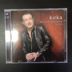 Kirka - 40 unohtumatonta laulua 2CD (VG+-M-/M-) -pop rock-