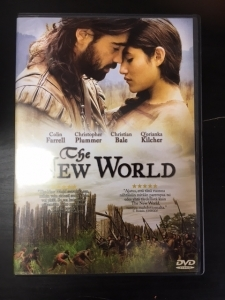 New World DVD (M-/M-) -draama-
