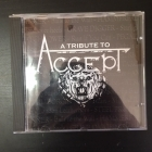 Tribute To Accept Vol.I CD (VG/VG)