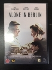 Alone In Berlin DVD (M-/M-) -draama-