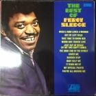 Percy Sledge - The Best Of Percy Sledge LP (VG-VG+/VG+) -soul-
