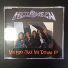 Helloween - Mr Ego (Take Me Down) EP CDEP (VG+/M-) -power metal-