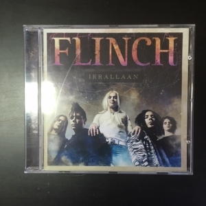 Flinch - Irrallaan CD (M-/M-) -pop rock-