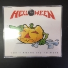 Helloween - I Don't Wanna Cry No More CDS (VG+/M-) -power metal-
