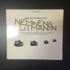 Nieminen & Litmanen - More Adventures With Nieminen & Litmanen CD (G/VG) -jazz fusion-