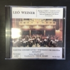 Balazs Reti - Weiner: Playing At Soldiers /Concertino / Suite On Hungarian Folk Dances CD (VG+/VG+) -klassinen-