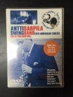 Antti Sarpila Swing Band - 20th Anniversary Concert (Live At Finlandia Hall) DVD (VG+/M-) -swing-
