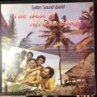 Safari Sound Band - The Best Of African Songs LP (VG+/VG+) -folk-