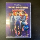 Jonas Brothers - The Concert Experience DVD (VG+/M-) -pop rock-