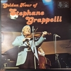 Stephane Grappelli - Golden Hour Of Stephane Grappelli LP (VG+-M-/VG+) -jazz-