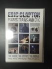 Eric Clapton - Planes, Trains And Eric DVD (M-/M-) -blues rock- (R0 NTSC)