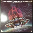 Larry Graham And Graham Central Station - My Radio Sure Sounds Good To Me LP (VG+/VG) -funk-