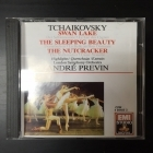 Tchaikovsky - Swan Lake / The Sleeping Beauty / The Nutcracker CD (M-/VG+) -klassinen-